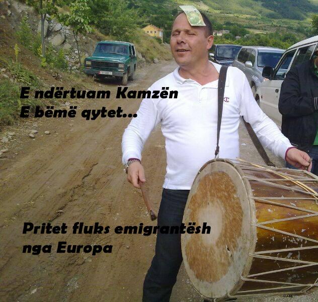 Kamza Metropol