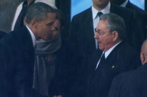 Obama-Kastro