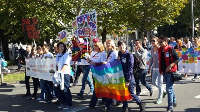 Parada gej