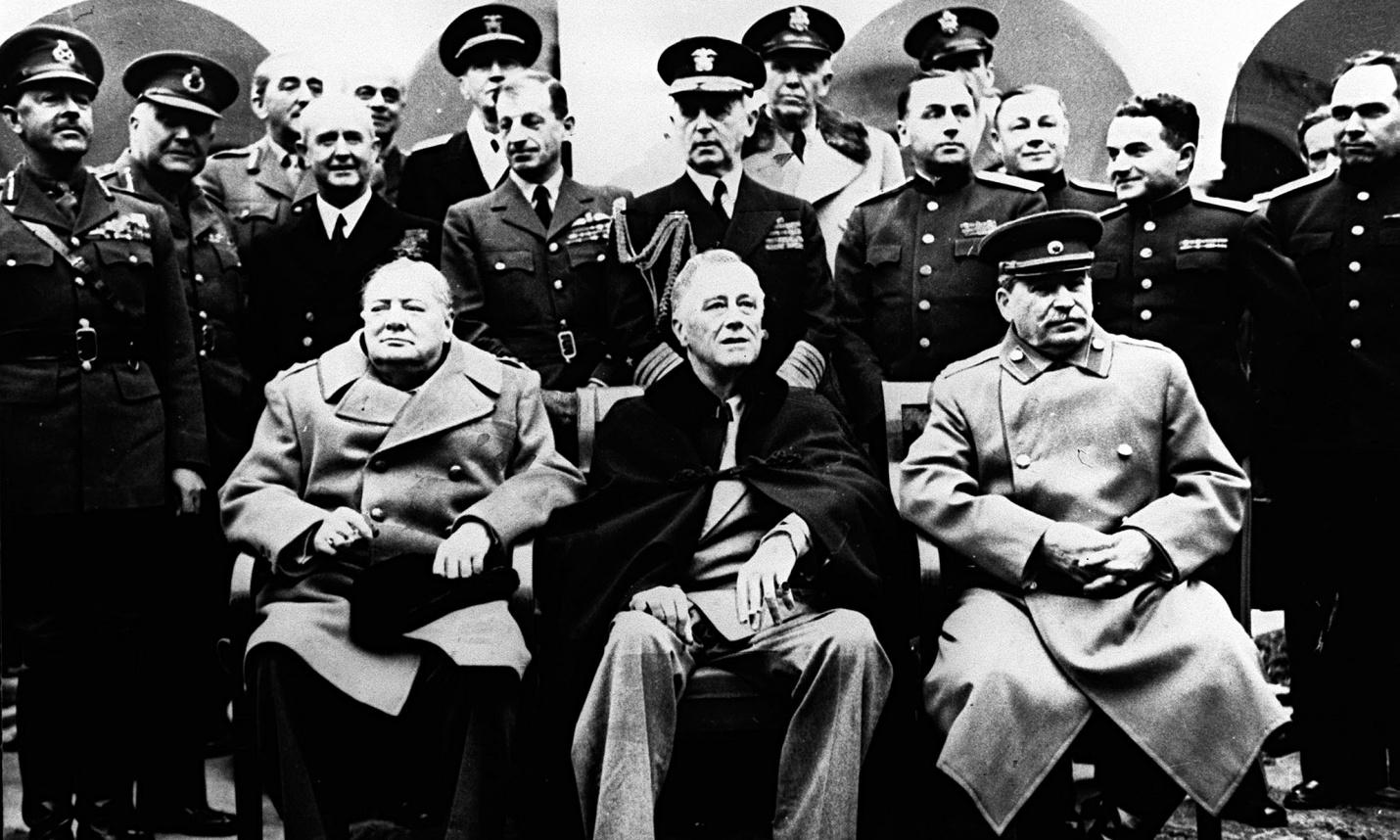 Churchill-Roosevelt