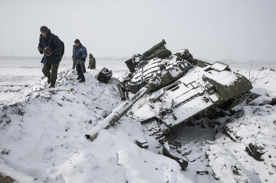 Konflikti ne Ukraine