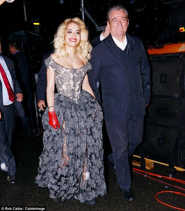 Berisha Rita Ora