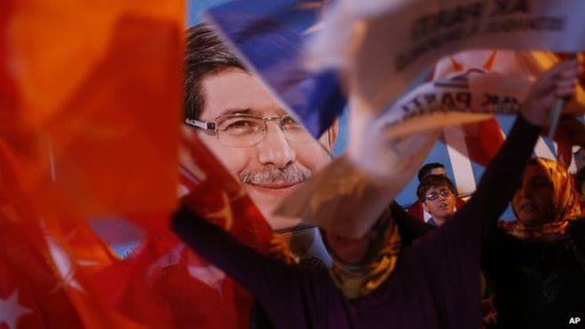Zgjedhjet ne Turqi