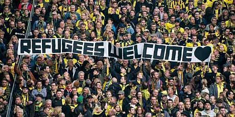 Refugjatet ne Gjermani
