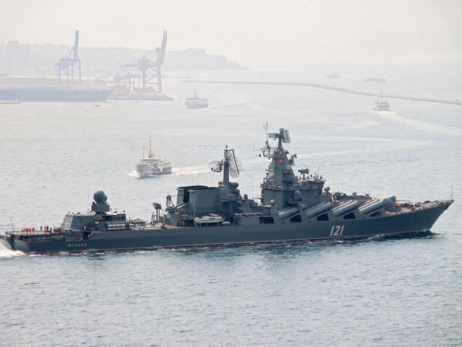 Anije luftarake Ruse